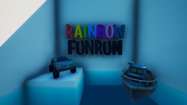 RAINBOW FUNRUN 🌈