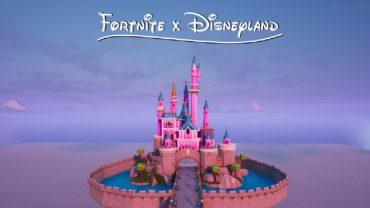 Fortnite x Disneyland