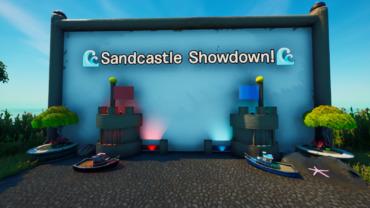 Sandcastle Showdown!