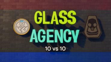Glass Agency 10v10 👽 ALIEN WEAPONS UPDATE 👽