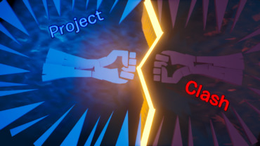 Project clash  🔴 Red VS Blue 🔵