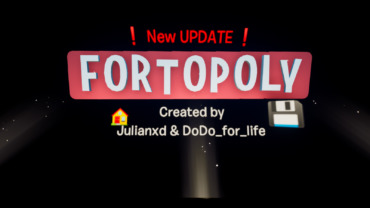 💰 FORTOPOLY 💰(Big House🏠update💾)