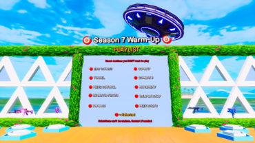 🎯 Season 7 Warm-Up
