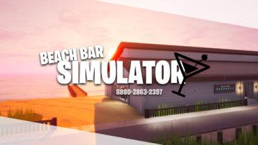 Beach Bar Simulator