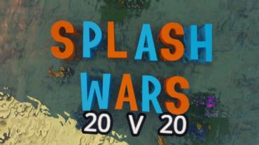 20V20 - Splash Wars 🌊 - Alien Update 👽