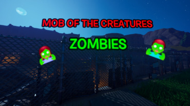 Mob Of The Creatures - Zombie Survival