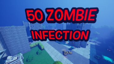 🧟50 ZOMBIE INFECTION🧟♂️