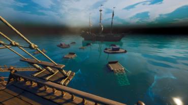 القراصنة المعرقين 💯 Pirates of Fortilla
