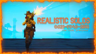 REALISTIC SOLOS (XA)(PACK 1)