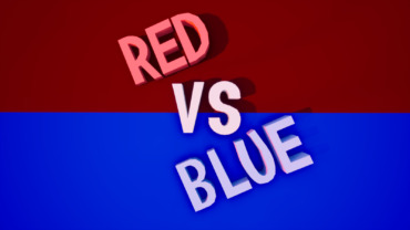 💯🔴RED VS BLUE FIGHT🔵💯