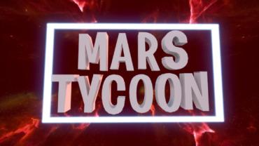 🚀 Mars Tycoon 🛸