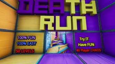 50 Level Purple vs Orange DEATHRUN