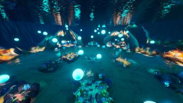 Natsuu's underwater mm hub