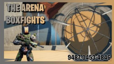 The Arena Boxfights