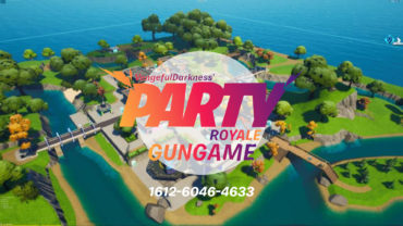 Party Royale GUNGAME