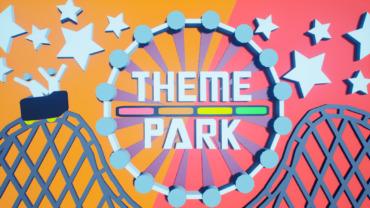 🎡 THEME PARK 🎡 Minigames Adventure🎯