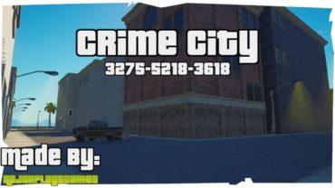 💵 CRIME CITY 🏙