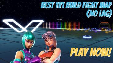 🤩 BEST 1V1 BUILD FIGHT MAP (NO LAG) 🔥