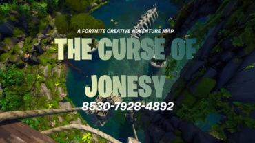 The Curse of Jonesy