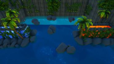 Water arena
