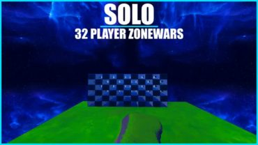 Simple SOLO ZoneWars [32 Players] 😎