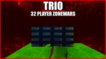 SIMPLE TRIO ZONEWARS [32 PLAYERS] 😎😎😎