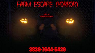 Farm Escape (Horror)