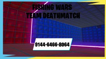 FISHING WARS   TEAM DEATHMATCH