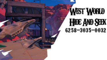 West World Hide & Seek