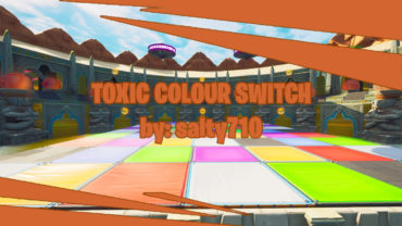 Toxic Color Switch