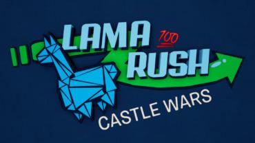 Lama Rush: Castle Wars