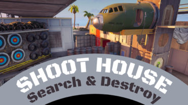 SHOOT HOUSE (Search & Destroy)