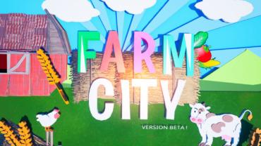 🌻 FARM CITY 🐄 OPEN WORLD + SAVE 💾