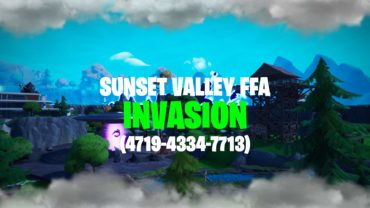Sunset Valley FFA (Invasion) 👽🛸