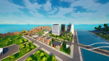 Map ROLEPLAY GTA 5 fortnite creatif