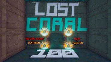 Lost Coral DEATHRUN   100 LEVEL