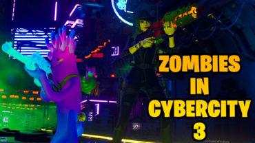 Zombies in Cybercity 3 : Season 1