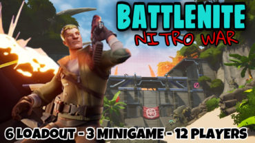 BATTLENITE: NITRO WAR (LOADOUT) - RICK SÁNCHEZ IS OUT AND NEW MAP!!