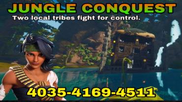 Jungle Conquest