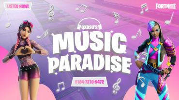 🎶 Music Paradise 🎵