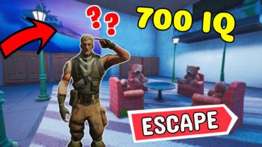 700 IQ Escape Room
