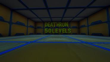 DEATHRUN 50 LEVELS EASY