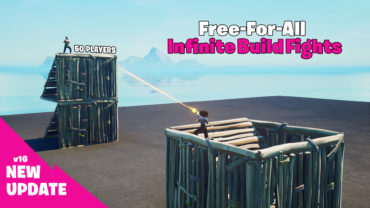 *50 Players* FFA Build Fight
