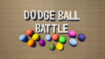 🏀 DODGE BALL BATTLE 🏆
