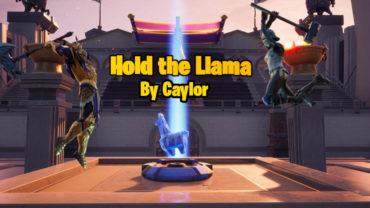 Hold the Llama (Gladiator Edition)