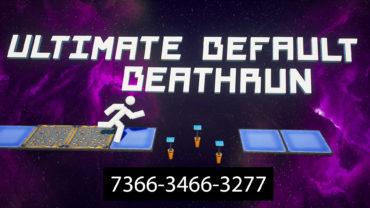 Ultimate Default Deathrun