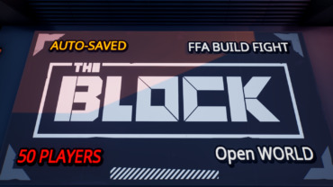 The Block Open WORLD FFA - 50 PLAYERS