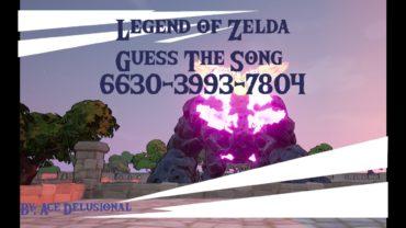 Legend of Zelda: Guess The Song