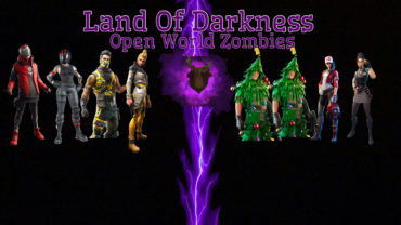 Zombies Open World - Land Of Darkness