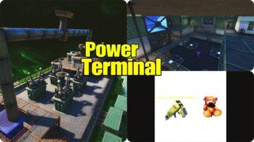 Zombies - Power Terminal Enhanced *4P*
